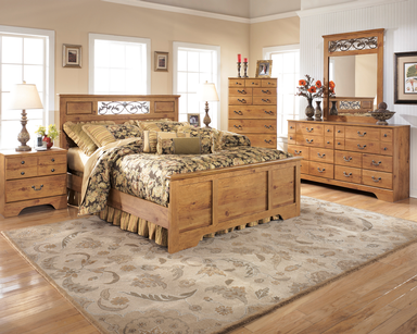 Bedroom Furniture - Continental Home Center